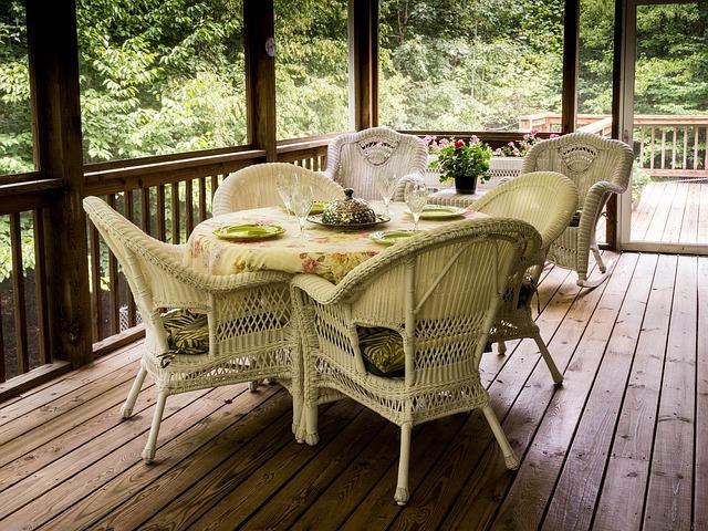 Waarom kiezen voor een veranda het mooiste thuis