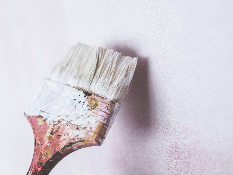 Buitenkant woning schilderen