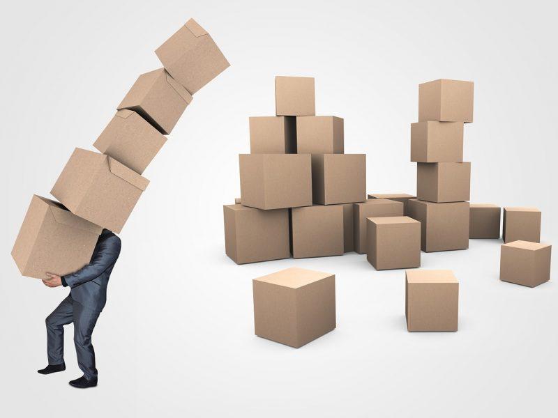 Efficient verhuizen