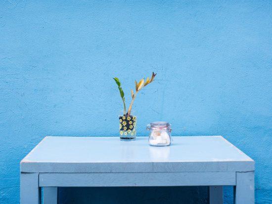 Een tafel voor gebruik of ter decoratie?