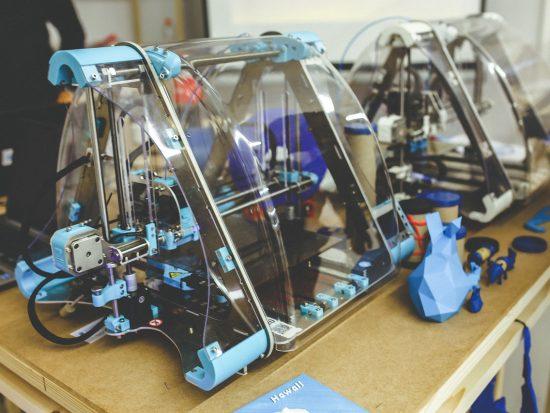 Neem 3D printer in huis!