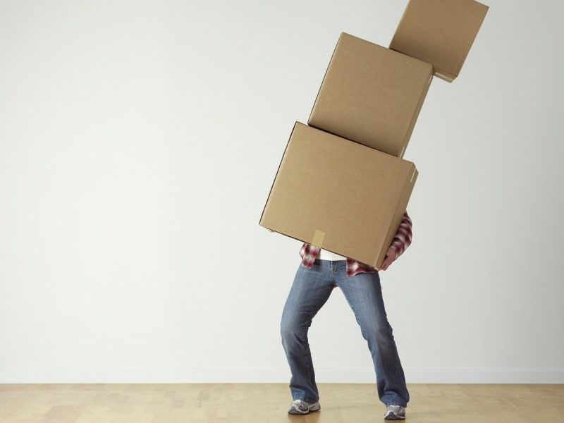 verhuislift huren