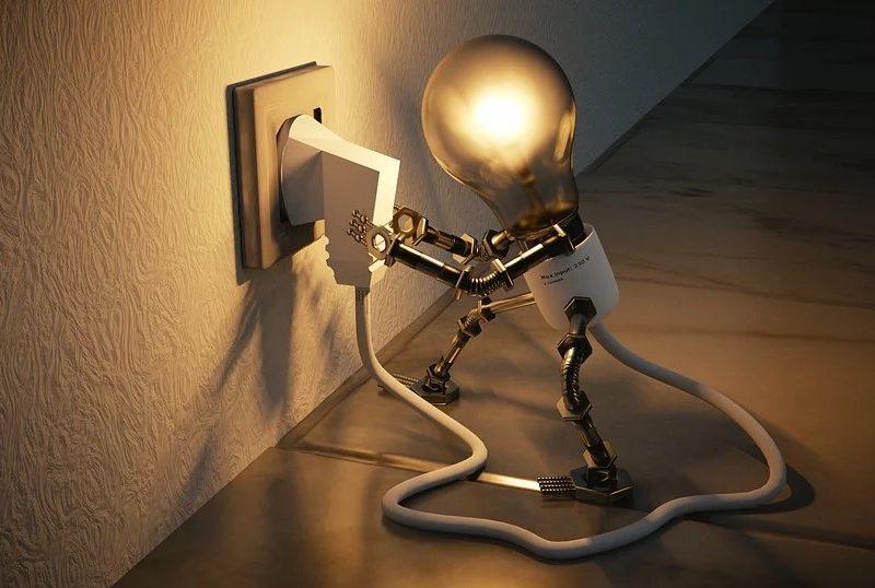 Woning voorzien van energie