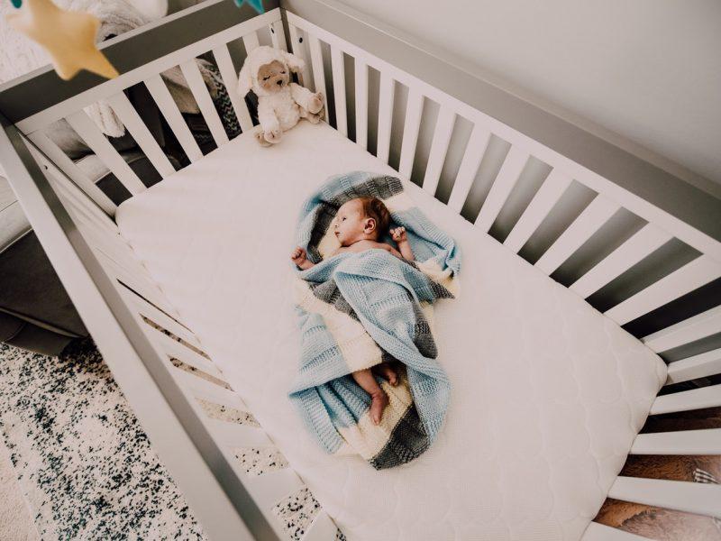 Babykamer inrichten wat heb je allemaal nodig